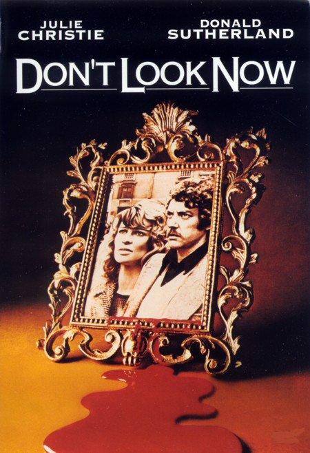Don't Look Now 1973 movie poster DVD