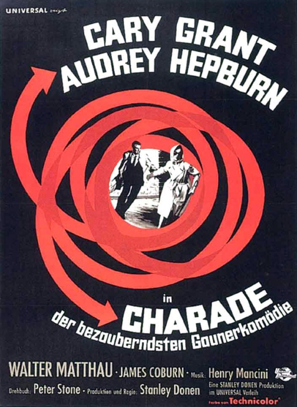 Poster - Charade (1963)_03