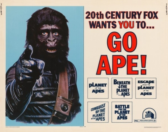 go-ape-planet-of-the-apes-movie-poster