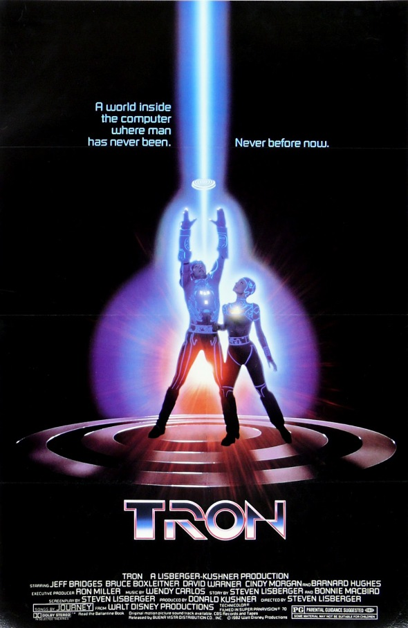 Tron-1982-Poster